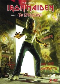 Cover Iron Maiden - The History Of - Part 1 - The Early Days [DVD]